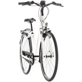 Cube Town Hybrid Pro 400 E-citybike Easy Entry hvid